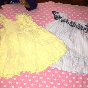 👶🏽 Baby Gap dresses 👶🏽